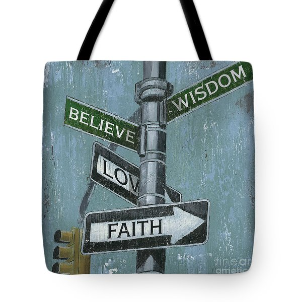Nyc Inspiration 2 Tote Bag by Debbie DeWitt