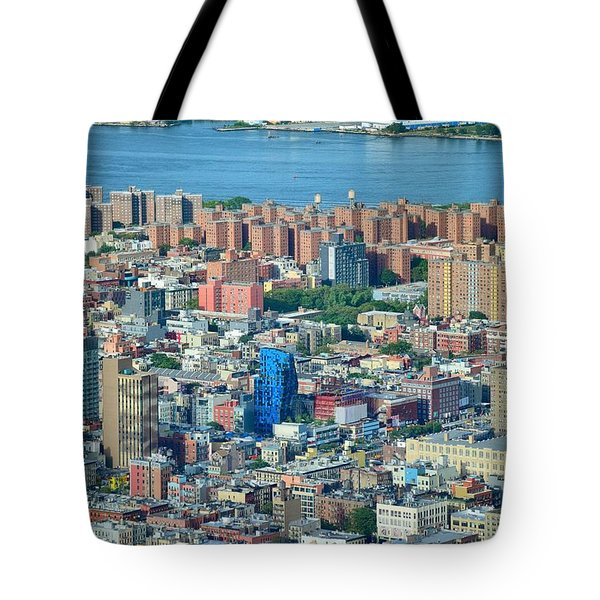 NYC Tote Bag by Sandy Taylor