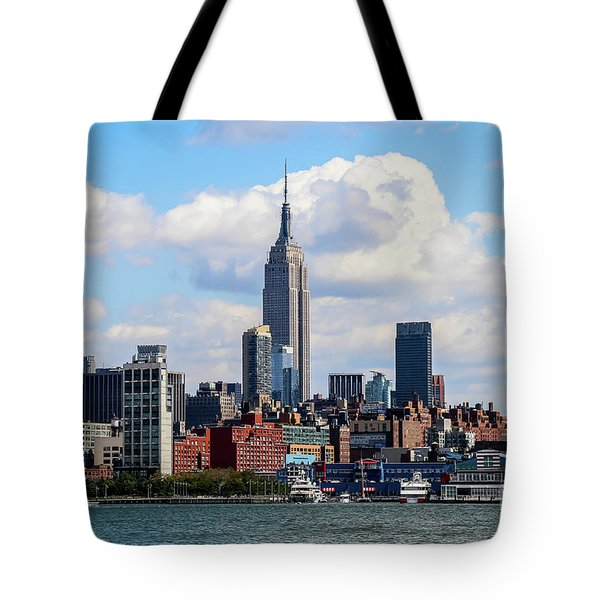 Nyc Westside Tote Bag
