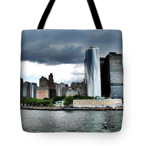 Nyc3 Tote Bag by Donna Andrews