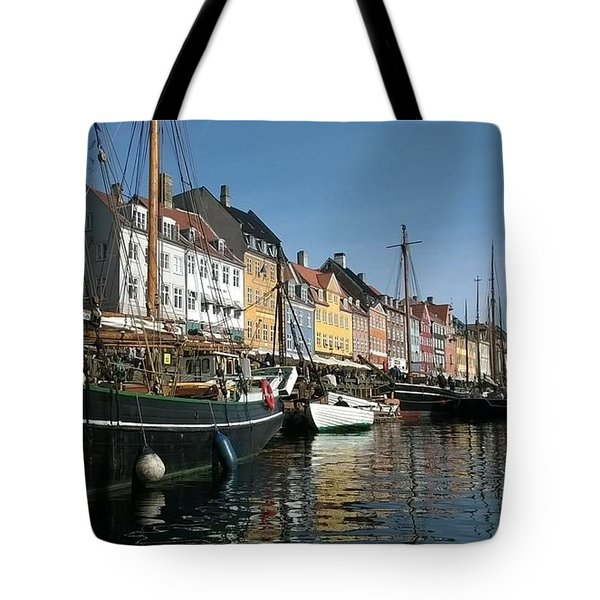 Nyhaven Tote Bag