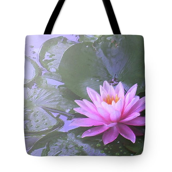 Nz Lily Tote Bag