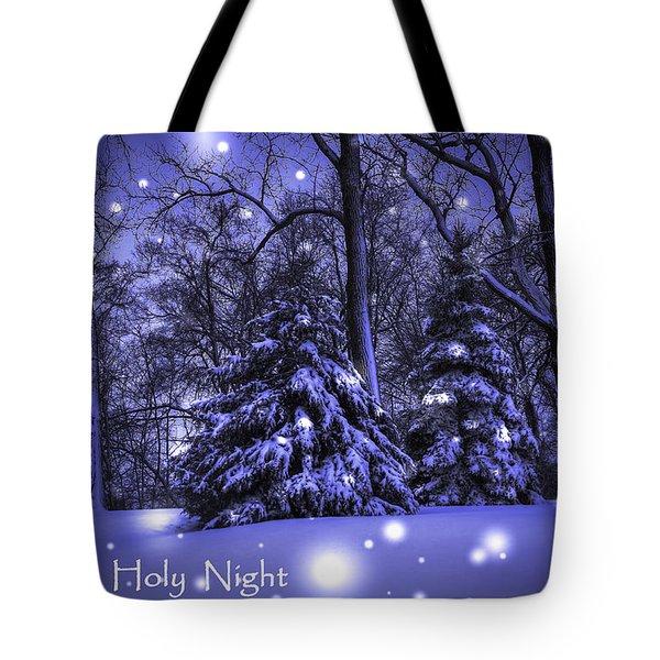 O Holy Night Tote Bag