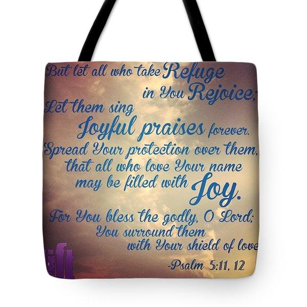 O Lord, Hear Me As I Pray;  Pay Tote Bag