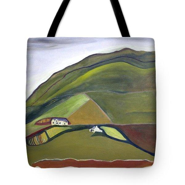 O Mountains That You Skip Tote Bag