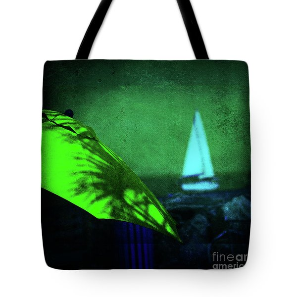 O Sole Mio Tote Bag by Susanne Van Hulst