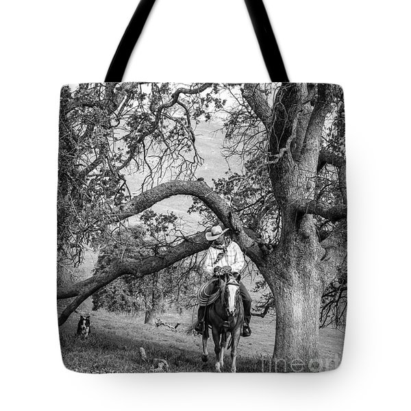 Oak Arches Tote Bag by Diane Bohna