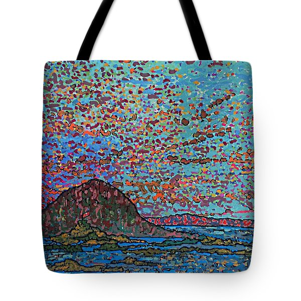 Oak Bay Nb June 2015 Tote Bag