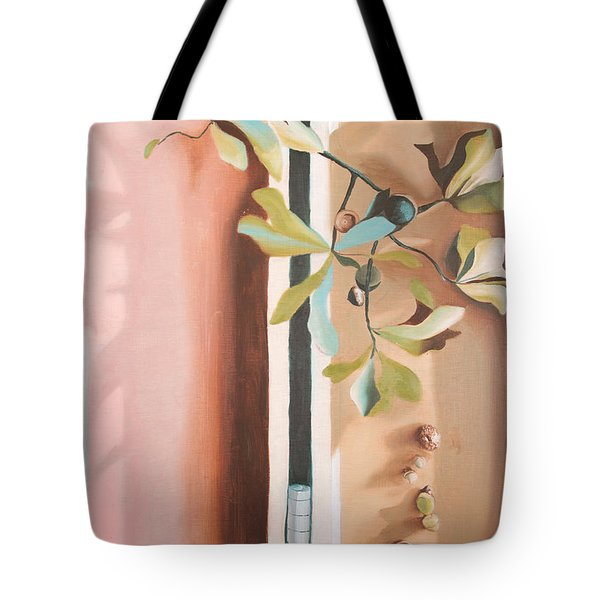 Oak Branch Tote Bag