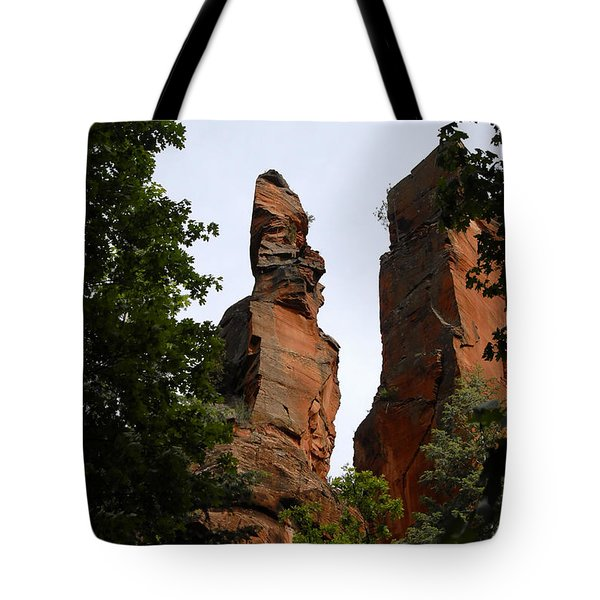 Oak Creek Canyon Tote Bag by David Lee Thompson