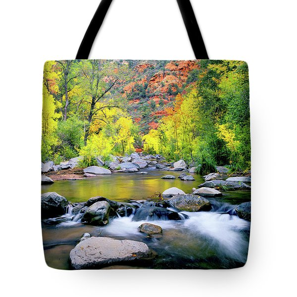 Oak Creek Canyon Tote Bag