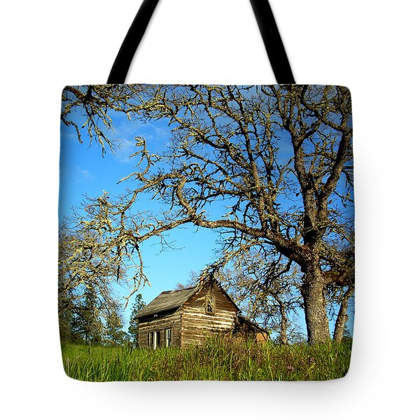 Oak Tote Bag