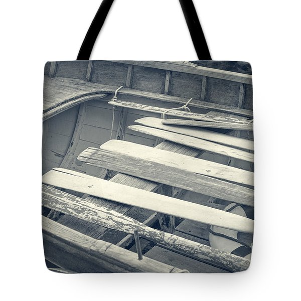 Oars Tote Bag