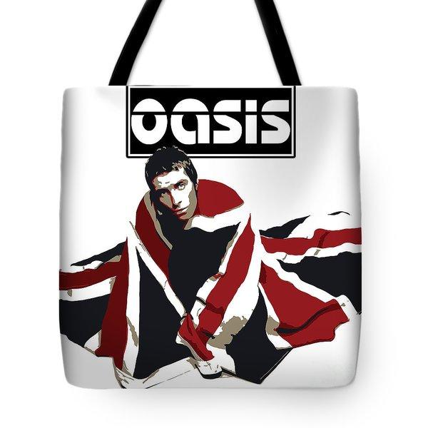 Oasis No.01 Tote Bag by Caio Caldas
