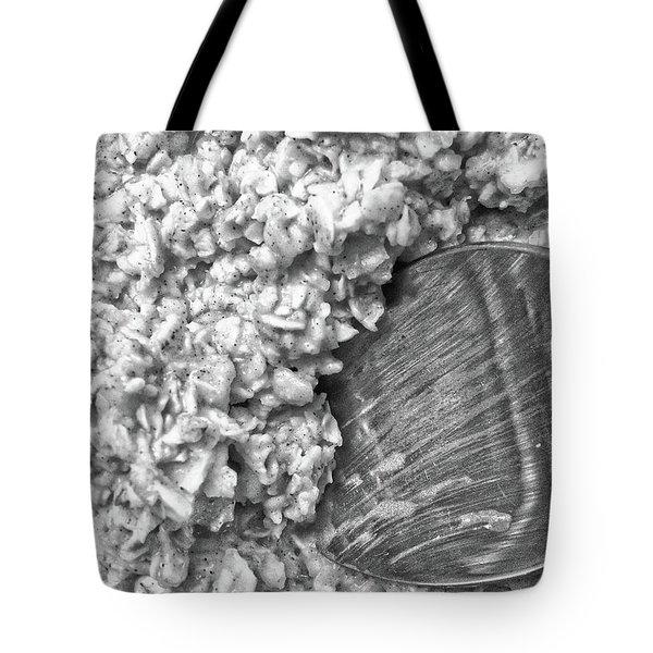 Oatmeal Tote Bag