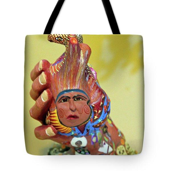 @oaxaca@mexico Tote Bag