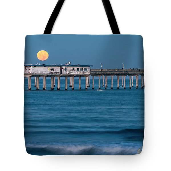 O B Morning Tote Bag
