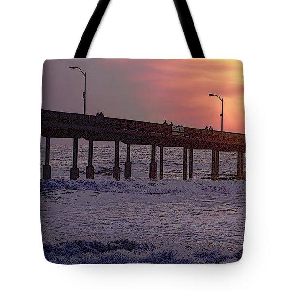 O.b. Pier Tote Bag