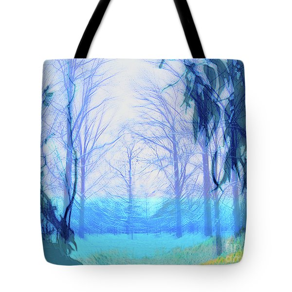 Oberlin Pacific Transition Tote Bag