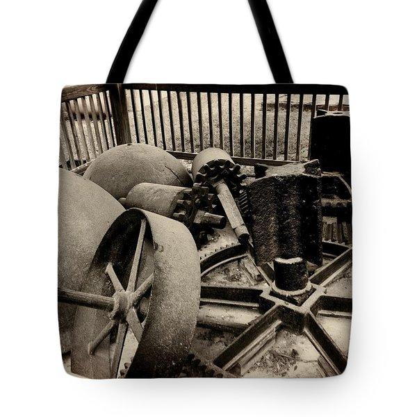 Oblivion Tote Bag by Carlos Avila