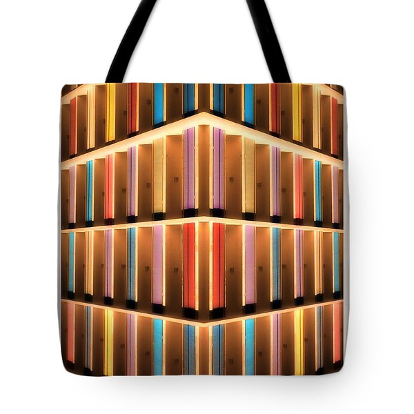 Tote Bag featuring the photograph Oboe Inside by Beto Machado