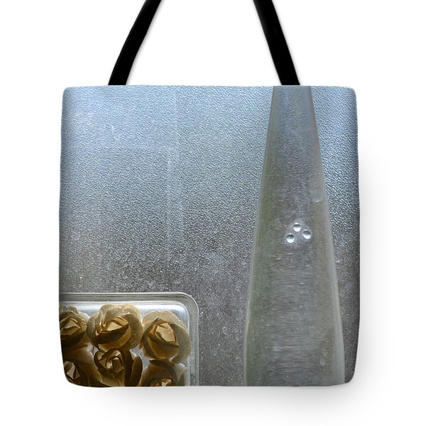 Obscured Clarity Tote Bag