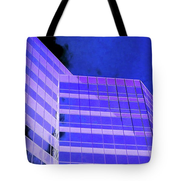 Tote Bag featuring the photograph Obscurity In by Jamie Lynn