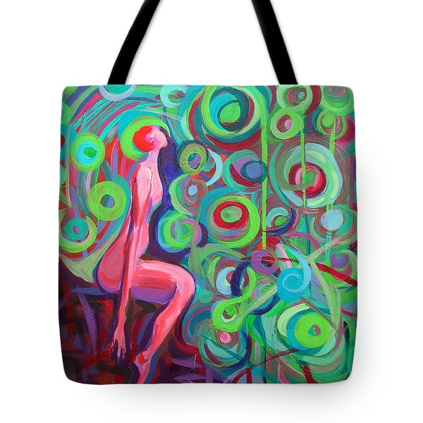 Observing Globes Tote Bag