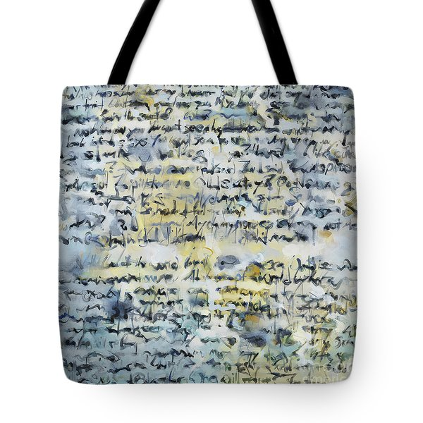 Obsessions Tote Bag