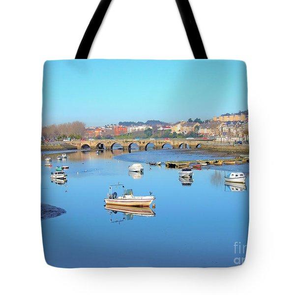 O'burgo River Tote Bag