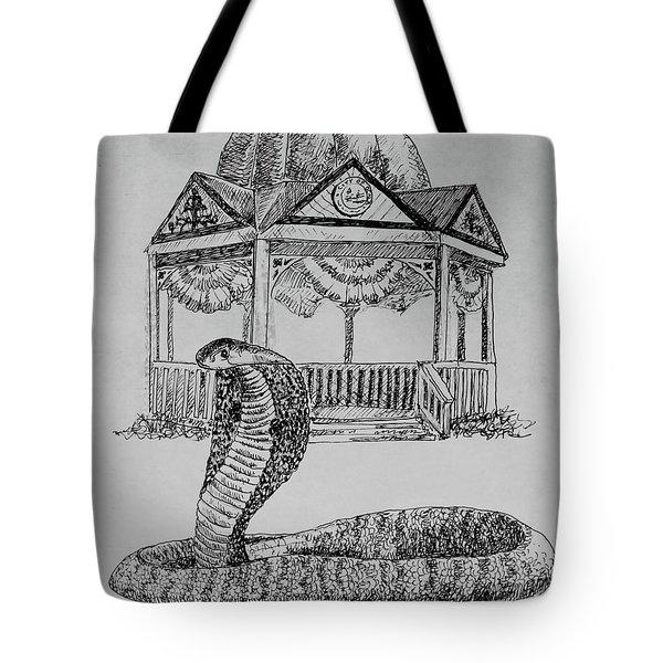 Ocala Cobra Tote Bag