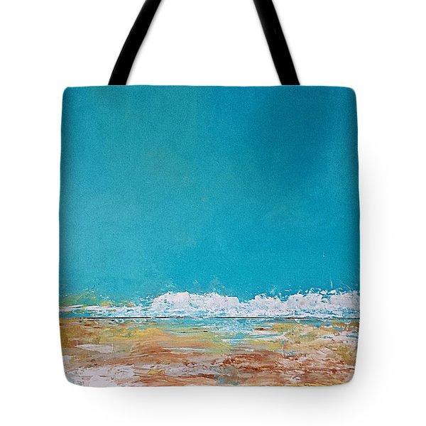 Ocean 3 Tote Bag