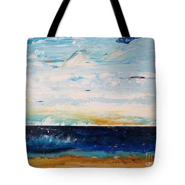 Ocean 4 Tote Bag