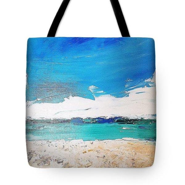 Ocean 6 Tote Bag