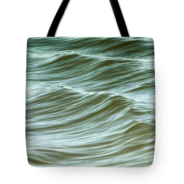 Ocean Abstract I Tote Bag