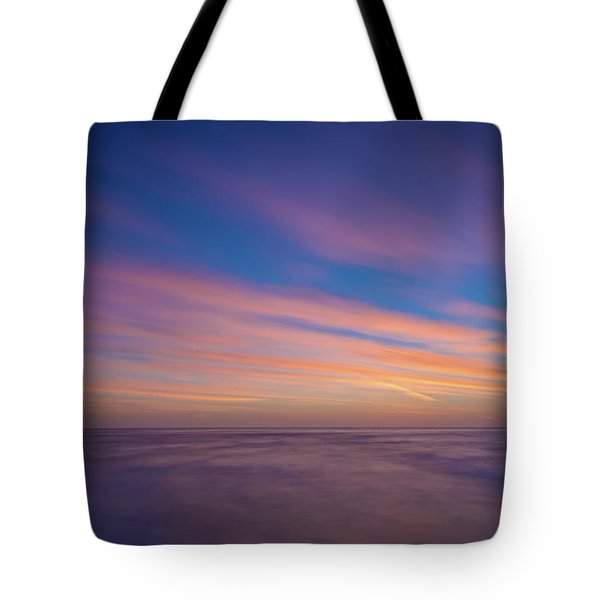 Ocean And Beyond Tote Bag