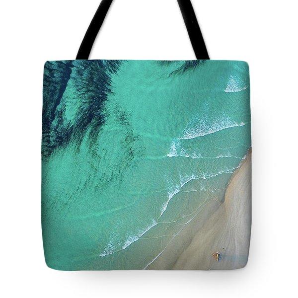 Ocean Art Tote Bag