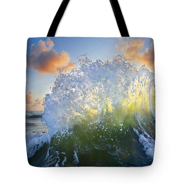 Ocean Bouquet  -  Part 3 Of 3 Tote Bag