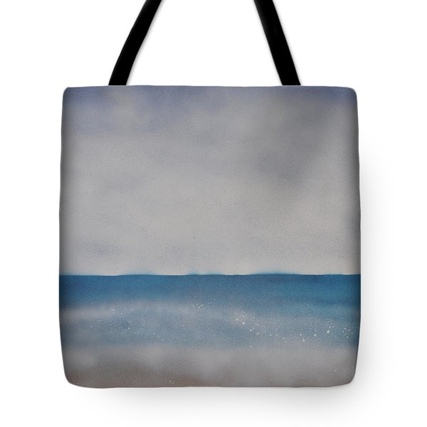 Ocean Breathe Tote Bag