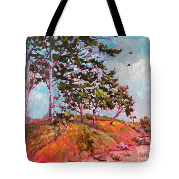 Ocean Breeze Tote Bag