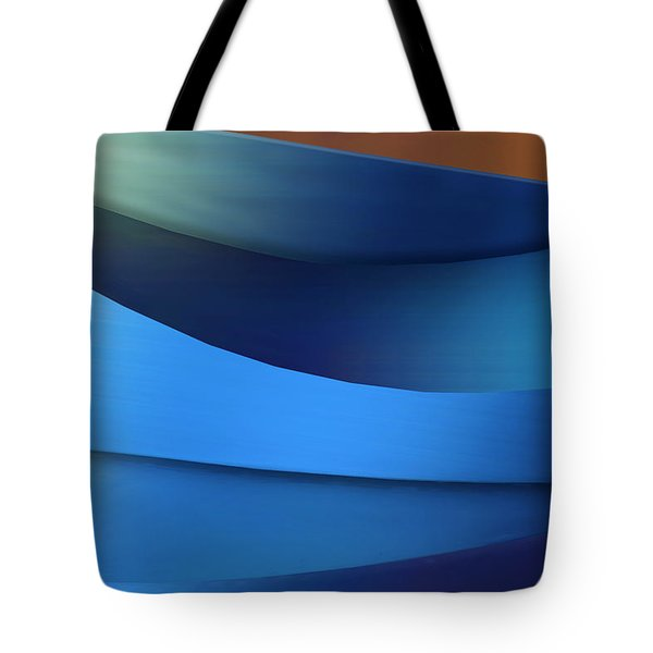 Tote Bag featuring the photograph Ocean Breeze by Paul Wear