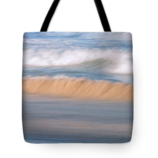 Ocean Caress Tote Bag