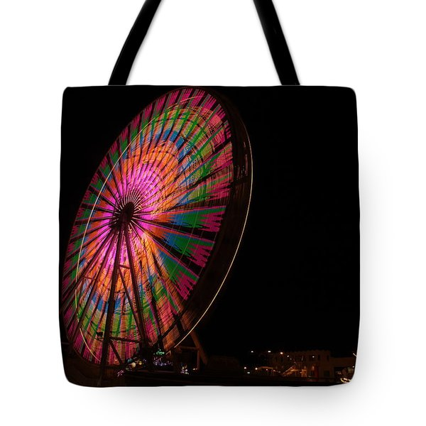 Ocean City Ferris Wheel 2 Tote Bag