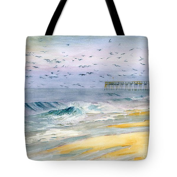 Ocean City Maryland Tote Bag
