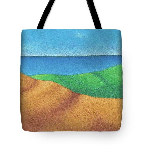 Ocean Daybreak Tote Bag