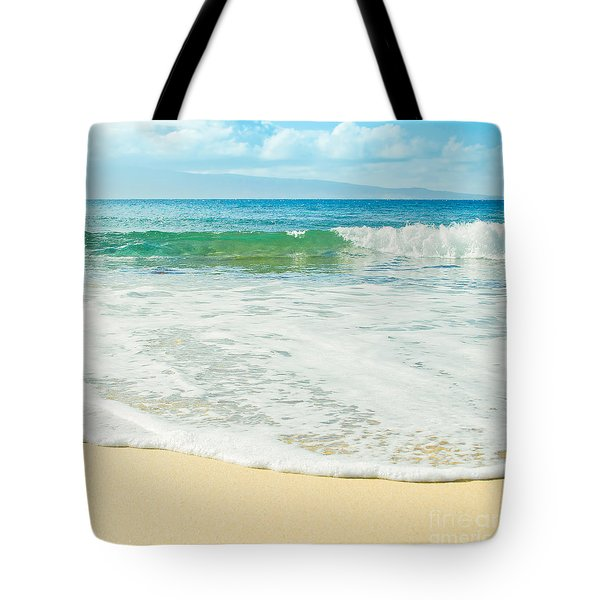 Ocean Dreams Tote Bag by Sharon Mau