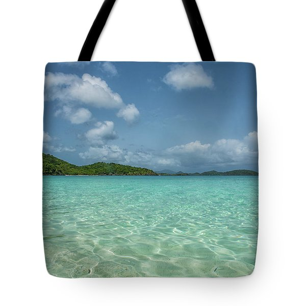 Ocean For Miles Tote Bag