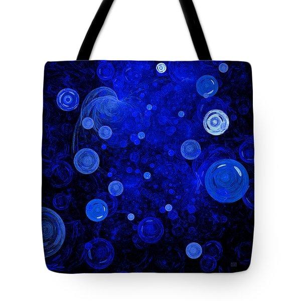 Ocean Gems Tote Bag by Menega Sabidussi