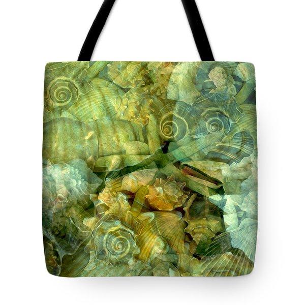 Ocean Gems Underwater Tote Bag by Lynda Lehmann