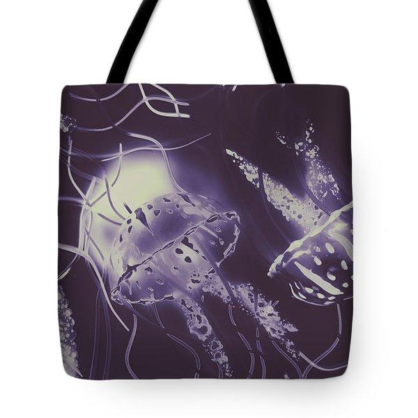 Ocean Liners Tote Bag